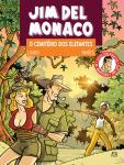 Jim Del Monaco, novo álbum. O Cemitério dos elefantes.  Louro & Simões, ASA