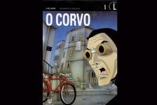 Luis Louro - Albuns BD - o Corvo